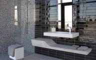Modern Bathroom Tile  15 Design Ideas