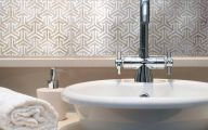 Modern Bathroom Tile  32 Arrangement