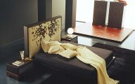 Modern Japanese Bedroom  23 Arrangement