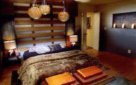 Modern Japanese Bedroom Design  1 Picture