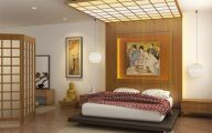 Modern Japanese Bedroom Design  9 Arrangement
