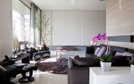 Modern Japanese Living Room  67 Picture