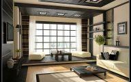 Modern Japanese Living Room Layout  8 Decoration Idea