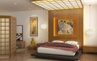 Modern Japanese Style Bedroom Design  12 Picture