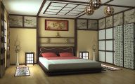 Modern Japanese Style Bedroom Design  25 Decoration Idea
