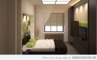 Modern Japanese Style Bedroom Design  8 Inspiration
