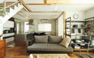 Modern Japanese Style Living Room  2 Decoration Idea