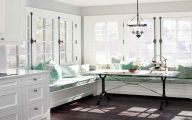 Modern Kitchen Banquette  3 Decoration Idea