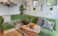 Modern Kitchen Banquette  30 Decoration Inspiration