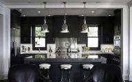 Modern Kitchen Black And White  12 Ideas