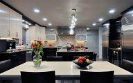 Modern Kitchen Black And White  15 Inspiration