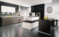 Modern Kitchen Black And White  19 Inspiration