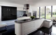 Modern Kitchen Black And White  21 Designs