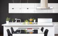 Modern Kitchen Black And White  8 Architecture