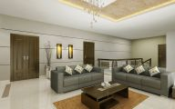 Modern Living Room Kerala Style  16 Home Ideas