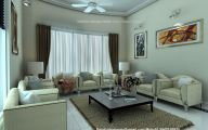 Modern Living Room Kerala Style  34 Home Ideas