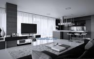 Modern Living Room Kitchen  18 Renovation Ideas