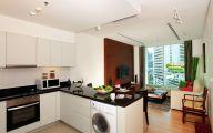 Modern Living Room Kitchen  32 Decoration Inspiration