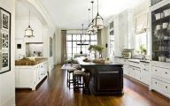 Traditional American Kitchen  38 Decor Ideas