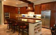 Traditional American Kitchen  4 Designs