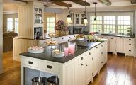 Traditional American Kitchen  61 Home Ideas
