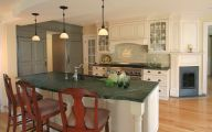 Traditional American Kitchen Design  22 Design Ideas