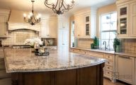 Traditional American Kitchen Design  6 Arrangement