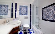 Traditional Bathroom Tile  15 Architecture