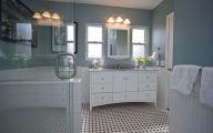 Traditional Bathroom Tile  31 Decoration Inspiration