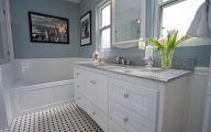 Traditional Bathroom Tile  4 Home Ideas