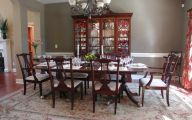 Traditional Dining Room Decorating Ideas  34 Decoration Idea