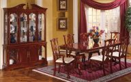 Traditional Dining Room Sets Cherry  10 Decor Ideas