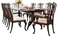 Traditional Dining Room Sets Cherry  12 Home Ideas