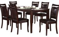 Traditional Dining Room Sets Cherry  18 Arrangement