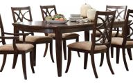 Traditional Dining Room Sets Cherry  22 Designs