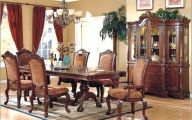 Traditional Dining Room Sets Cherry  25 Designs