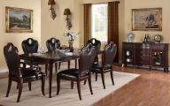 Traditional Dining Room Sets Cherry  29 Home Ideas