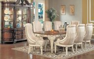 Traditional Dining Room Sets Cherry  32 Decor Ideas