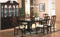 Traditional Dining Room Sets Cherry  35 Decoration Inspiration