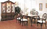 Traditional Dining Room Sets Cherry  8 Inspiration