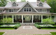 Traditional Exterior Home Designs  12 Picture
