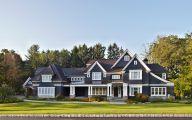 Traditional Exterior Home Designs  2 Ideas