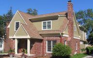 Traditional Exterior Home Designs  3 Inspiration