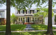 Traditional Exterior Home Designs  9 Arrangement