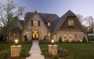 Traditional Exterior Homes  4 Arrangement