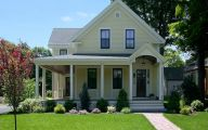Traditional Exterior House Colors  12 Picture