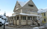 Traditional Exterior House Colors  7 Designs