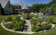 Traditional Garden Layout  10 Home Ideas