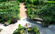 Traditional Garden Plans  1 Picture