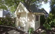 Traditional Garden Sheds  10 Architecture
